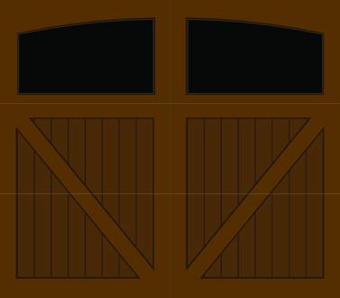 CV01A - Single Door Single Arch