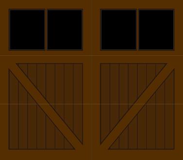 CV02S - Single Door