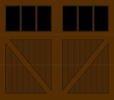 CV03S - Single Door