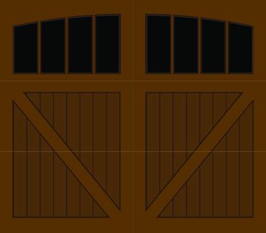 CV04A - Single Door Single Arch