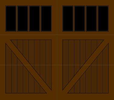 CV04S - Single Door
