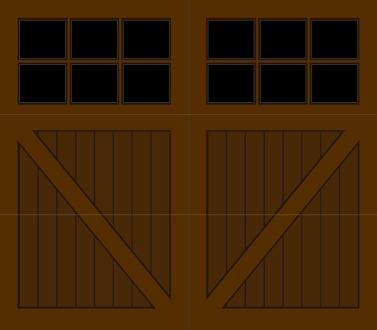 CV06S - Single Door