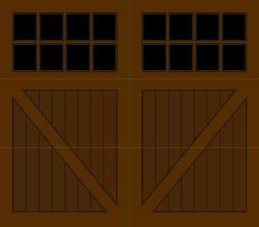 CV08S - Single Door
