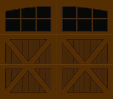 CZ06A - Single Door Single Arch