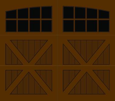 CZ08A - Single Door Single Arch