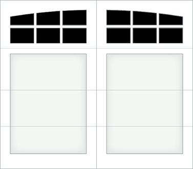 D006A - Single Door Single Arch