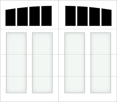 D104A - Single Door Single Arch