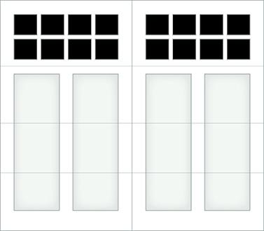 D108S - Single Door