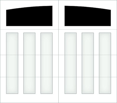 D201A - Single Door Single Arch