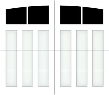 D202A - Single Door Single Arch