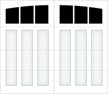 D203A - Single Door Single Arch