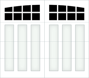 D208A - Single Door Single Arch
