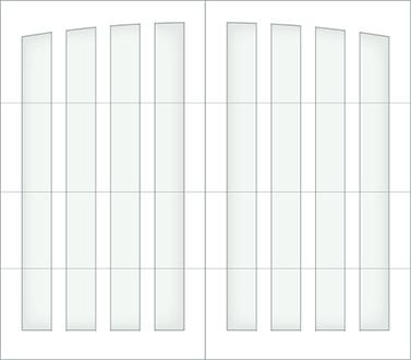 D300A - Single Door Single Arch