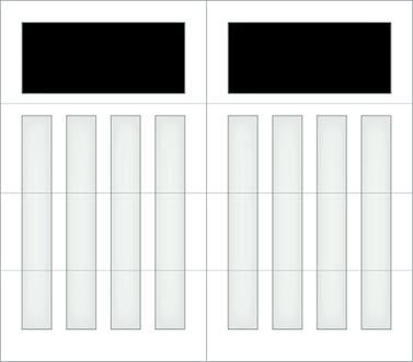D301S - Single Door