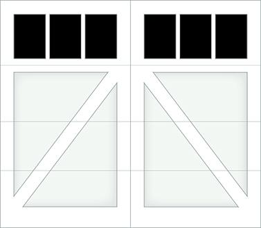 DA03S - Single Door