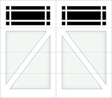 DA09S - Single Door