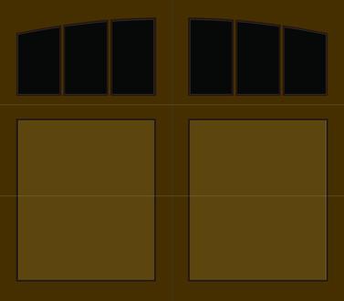 E003A - Single Door Single Arch