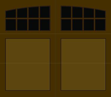 E008A - Single Door Single Arch