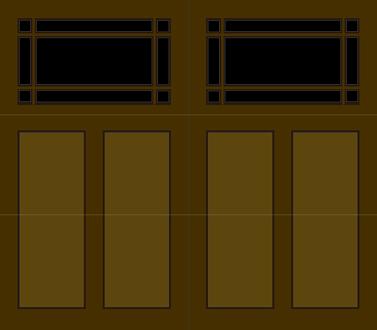 E109S - Single Door