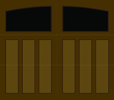 E201A - Single Door Single Arch
