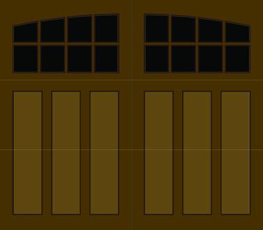 E208A - Single Door Single Arch