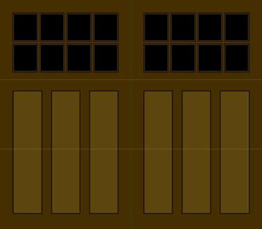 E208S - Single Door