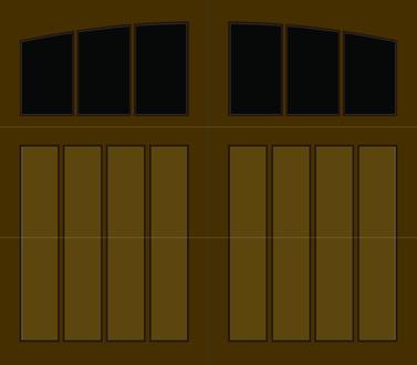 E303A - Single Door Single Arch