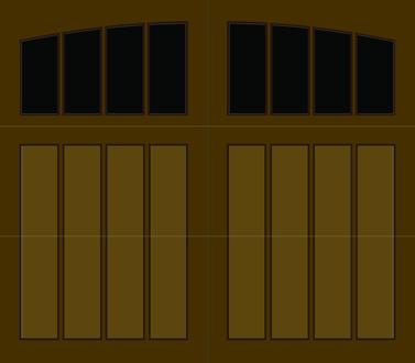 E304A - Single Door Single Arch