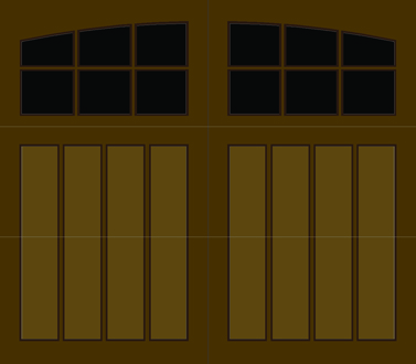 E306A - Single Door Single Arch