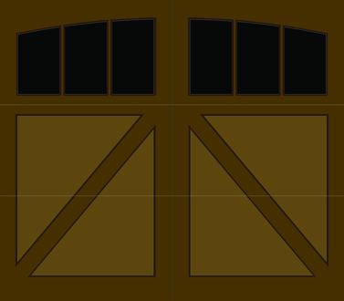 EA03A - Single Door Single Arch