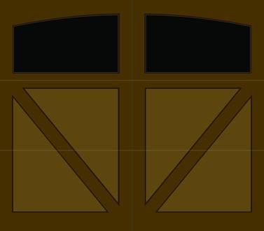 EV01A - Single Door Single Arch