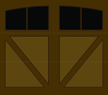 EV02A - Single Door Single Arch