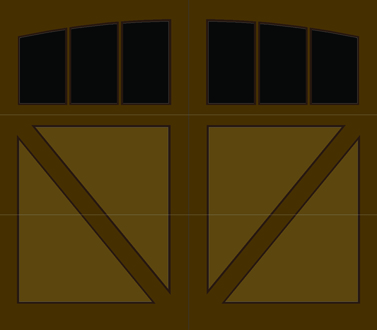 EV03A - Single Door Single Arch