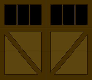 EV03S - Single Door
