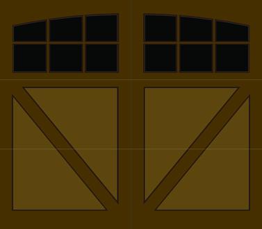 EV06A - Single Door Single Arch