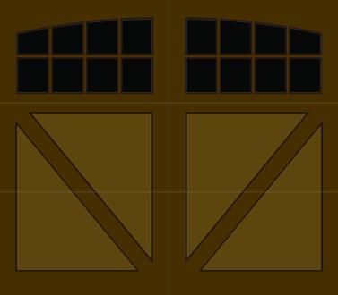 EV08A - Single Door Single Arch