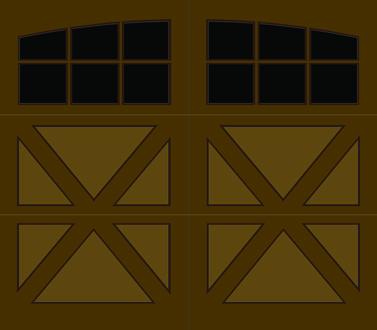 EZ06A - Single Door Single Arch