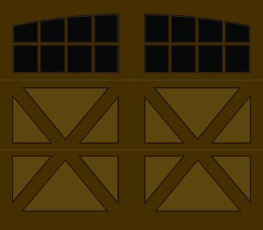 EZ08A - Single Door Single Arch