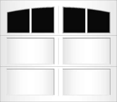 I002A - Single Door Single Arch