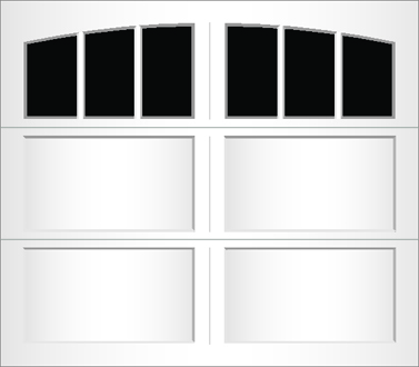 I003A - Single Door Single Arch