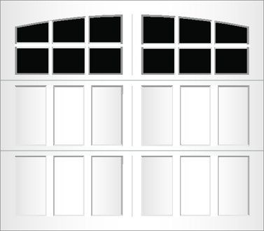 I206A - Single Door Single Arch