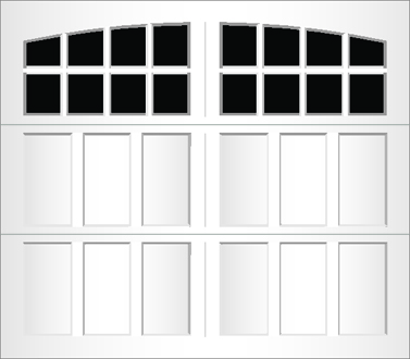I208A - Single Door Single Arch