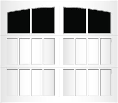 I302A - Single Door Single Arch