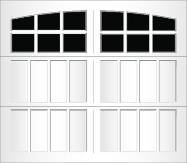 I306A - Single Door Single Arch