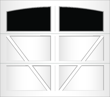 IV01A - Single Door Single Arch