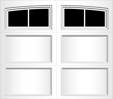 R002A - Single Door Single Arch