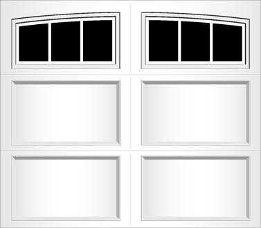 R003A - Single Door Single Arch