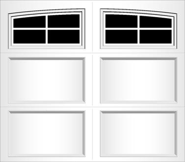 R004A - Single Door Single Arch