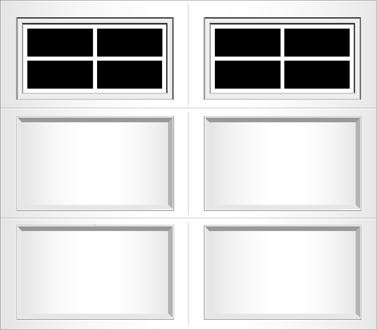 R004S - Single Door