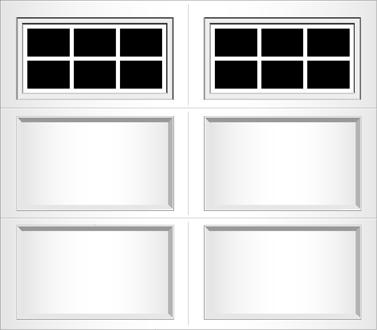 R006S - Single Door
